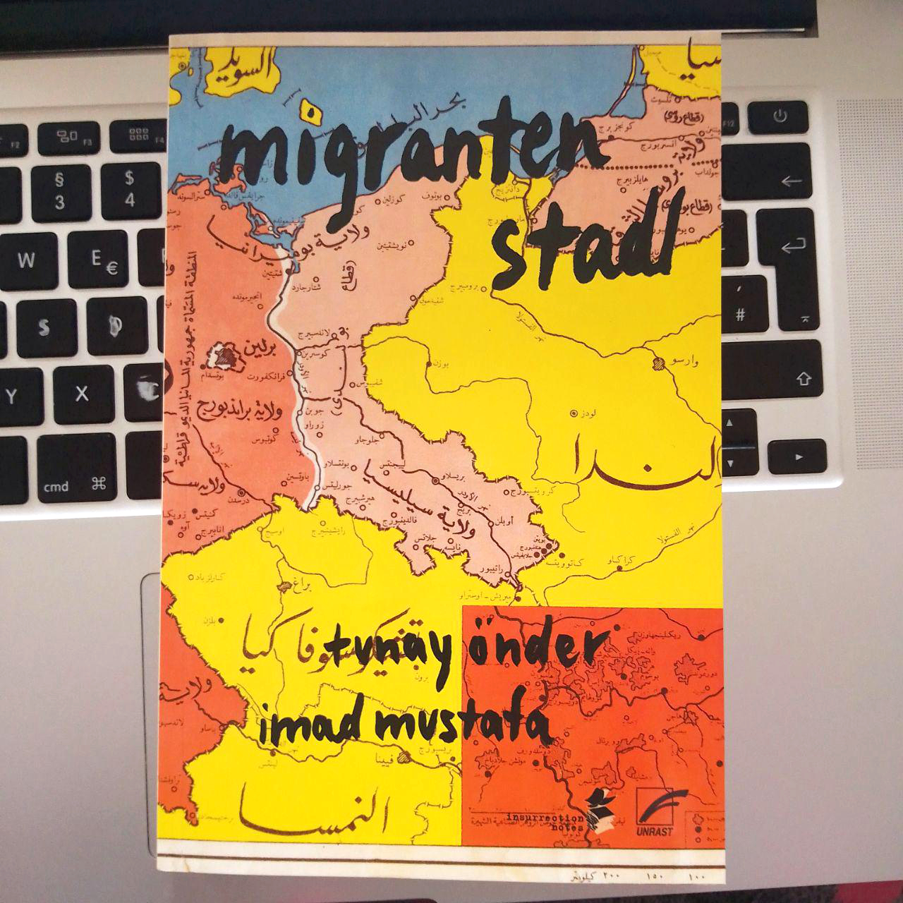 Cover Migrantenstadl