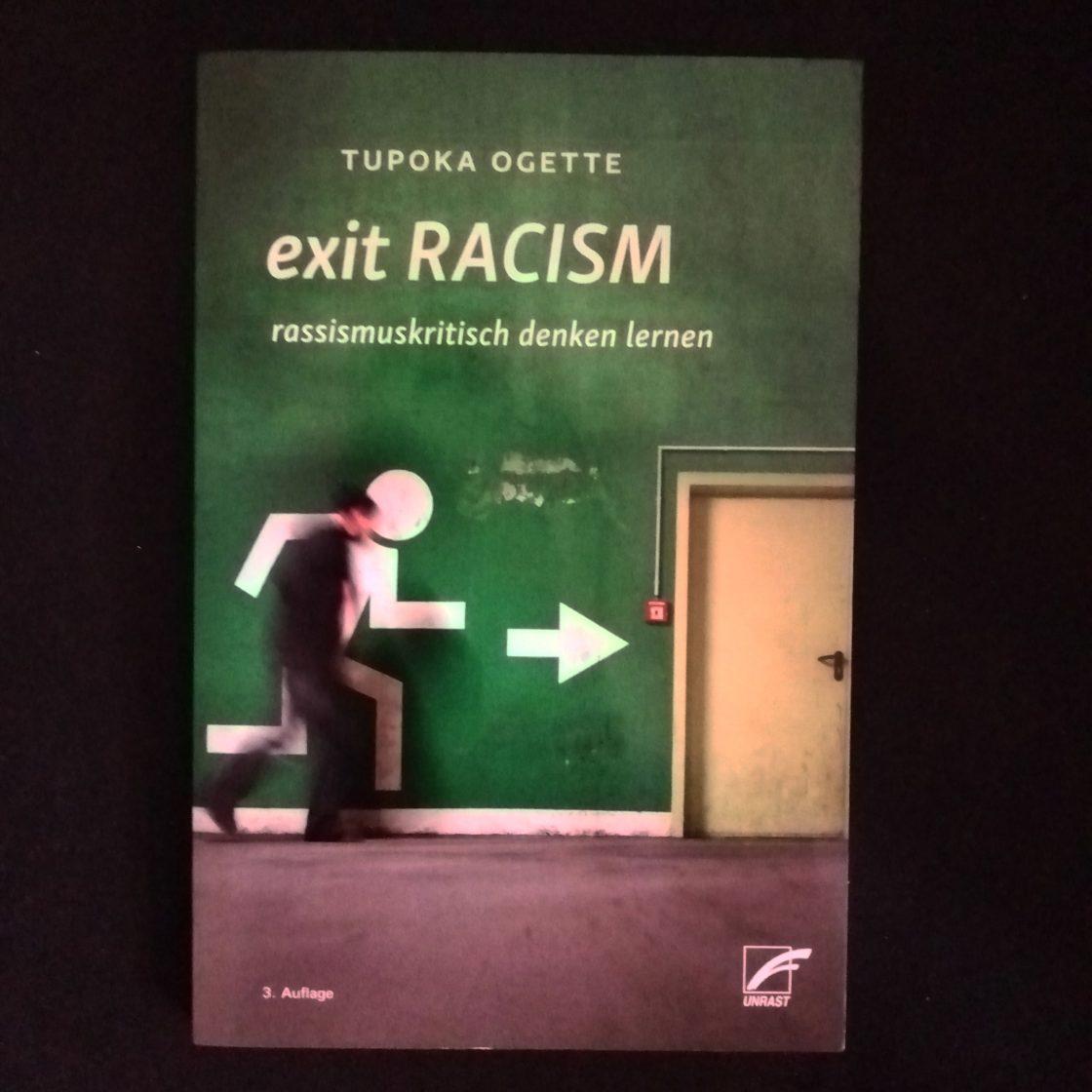 Cover von exit RACISM von Tupoka Ogette