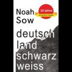 Cover von Deutschland Schwarz Weiß von Noah Sow