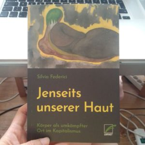 Cover Jenseits unserer Haut