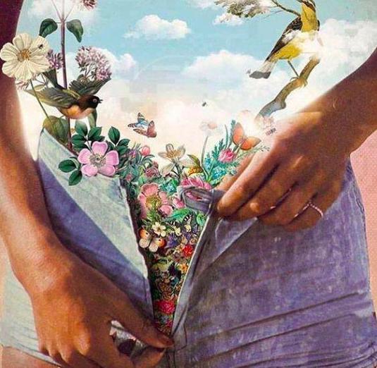 "Poetic Capsule # 4 ""The Sexual Human Animal"", by Suetszu"