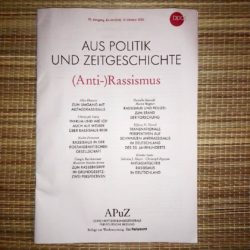 Das Heft, Aus Politik und Zeitgeschichte